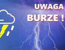 Więcej o UWAGA BURZE!!!