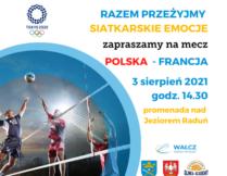 Więcej o MECZ POLSKA-FRANCJA