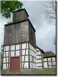 Kościół w Bronikowie