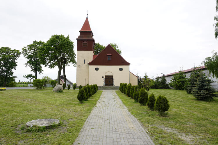 Kościół w Chwiramie