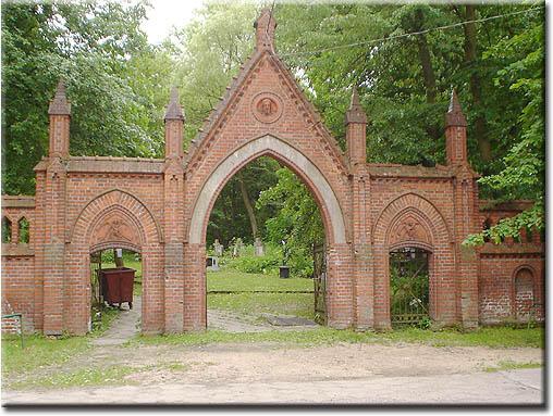Cmentarz al. Zdobywców Wału Pomorskiego w Wałczu
