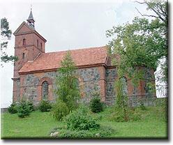 Kościół w Dobinie