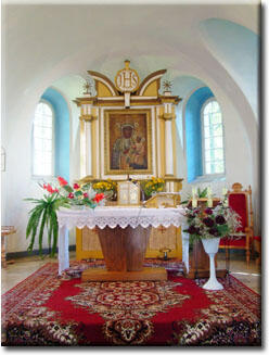 Kościół w Kłębowcu