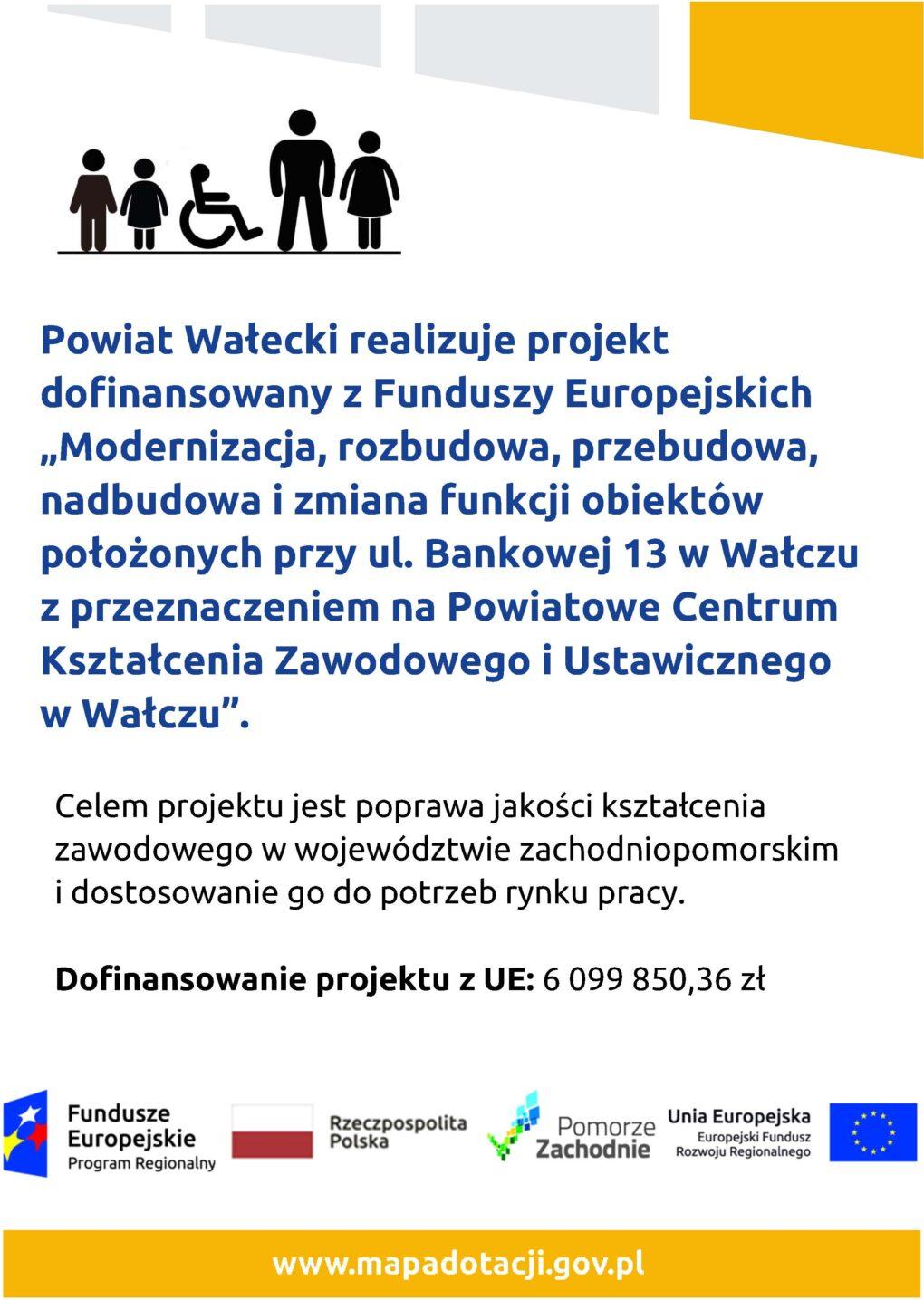 Informacja dotycząca projektu