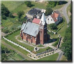 Kościół w Różewie