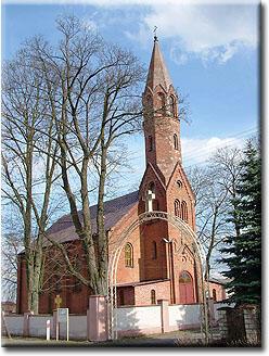 Kościół w Strącznie