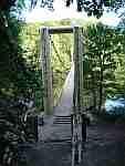 Wiszący most Wałcz