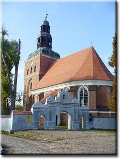 Kościół w Tucznie