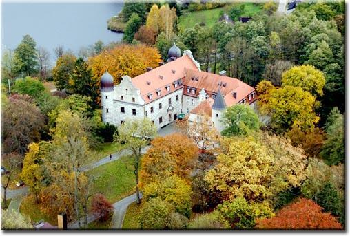 Tuczno - zamek Wedlów-Tuczyńskich z 1368 roku