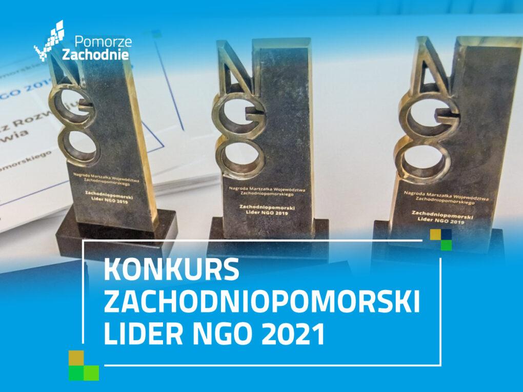 Konkurs Zachodniopomorski Lider NGO 2021
